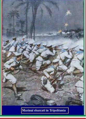 Guerra Italo turca 23.9.1911 - 18.10.1912 - www.lav ocedelmarinaio.com