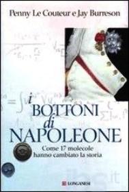 I bottoni di Napoleona - La copertina  - Copia - www.lavocedelmarinaio.com