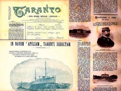 In navem Apuliam, Tarenti deductam - www.lavocedelmarinaio.com - Copia