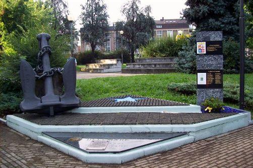 LISSONE monumento ai Caduti del mare - www.lavocedelmarinaio.com