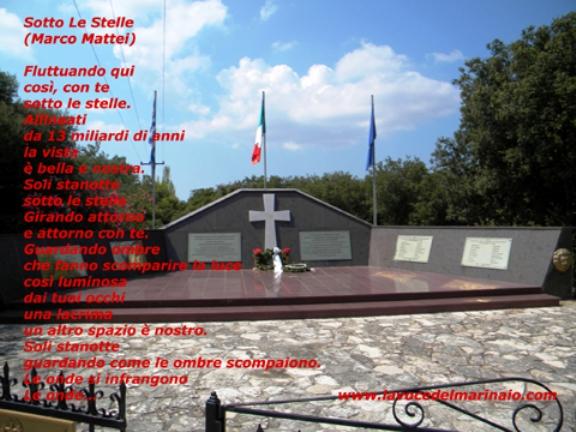 Monumento ai caduti della Divisione Acqui a Cefalonia (foto Marco Mattei)  - Copia copia