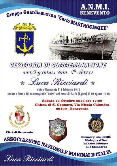 11.10.2014 a Benevento - www.lavocedelmarinaio.com
