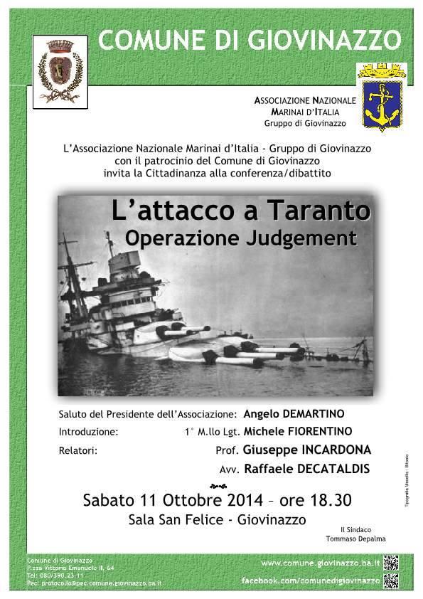 11.10.2014 a Giovinazzo - www.lavocedelmarinaio.com