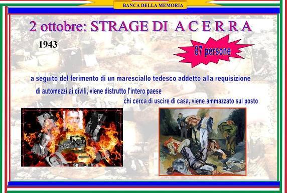 2.10.1943 la strage di Acerra - www.lavocedelmarinaio.com