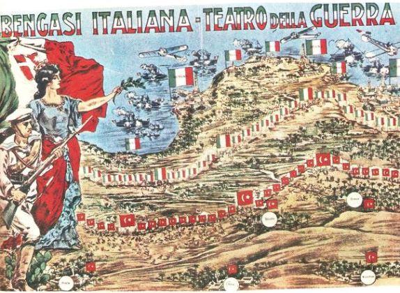 Cartolina illustrata d'epoca - www.lavocedelmarinaio.com