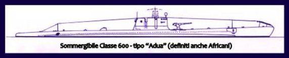 Classe 600 serie Adua -piccola crociera- www.lavocedelmarinaio.com