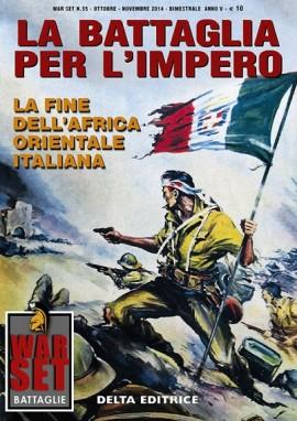 Copertin del libr Battaglia per l'impero di Orazio Ferrara - copia - www.lavocedelmarinaio.com