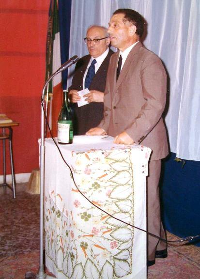 Il professor Giovanni Verni' di Sannicandro (1916 - 2014) f.p.g.v. Nico Verni' a www.lavocedelmarinaio.com