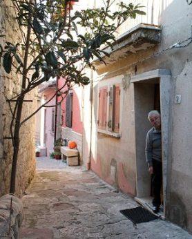 Marinaio Carlo Mignogna a Riccia Vico Campobasso 5 oggi per www.lavocedelmarinaio.com