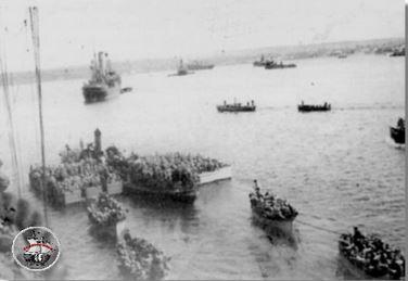 Porto di Augusta 10.10.1911 f.p.g.c. Francesco Carriglio