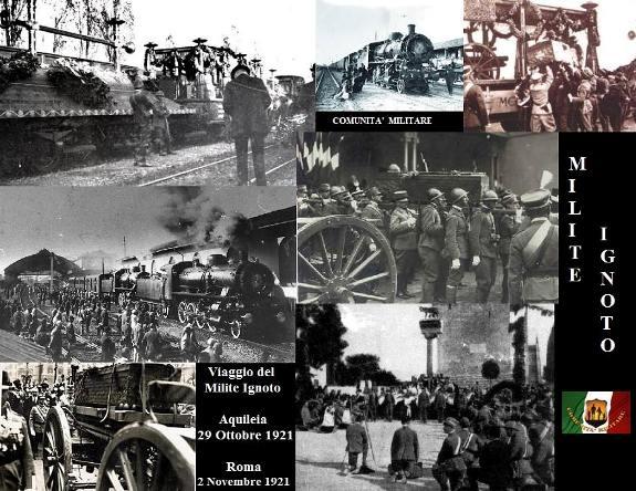itinerari storici foto gruppo facebook Comunità Militare