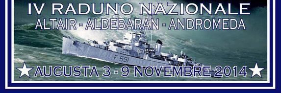 3-9.11.2014 ad Augusta IV raduno nazione equipaggi navi Altair, Aldebaran e Andromeda - www.lavocedemarinaio.com