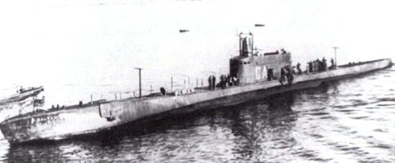 Regio-sommergibile-Galvani-classe-Brin