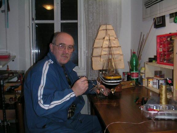Serve tanta passione Giulio Pagni per www.lavocedelmarinaio.com