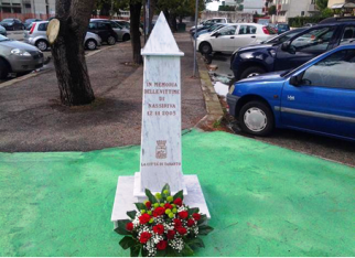 Taranto - Cippo in ricordo delle vittime di Nassiriya