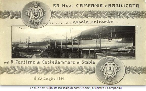regie navi Campania e Basilicata sullo stesso scafo - www.lavocedelmarinaio.com
