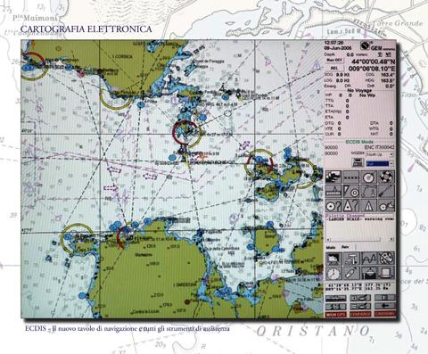 Cartografia elettronica - www.lavocedelmarinaio.com