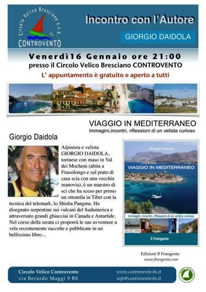16.1.2015 a Brescia - www.lavocedelmarinaio.com