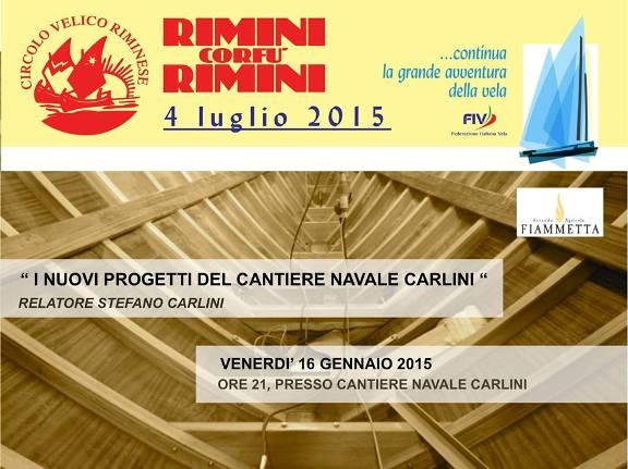 16.1.2015 a Rimini - www.lavocedelmarinaio.com