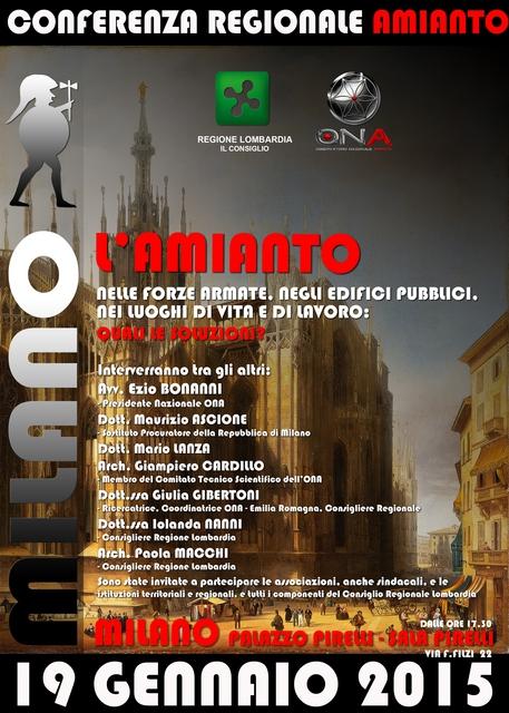 19.1.2015 a Milano - www.lavocedelmarinaio.com