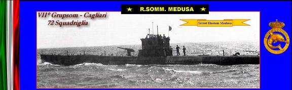 30.1.1942 affondamento sommergibile Medusa- www.lavocedelmarinaio.com