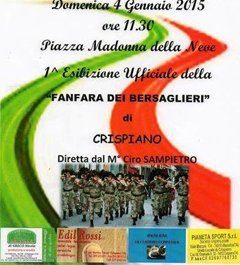 4.1.2015 a Crispiano - www.lavocedelmarinaio.com