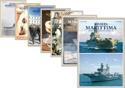 Copertine de La rivista marittima