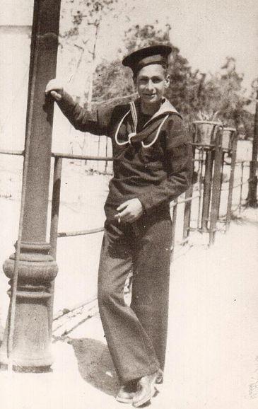 Giorgio Ciatti marinaio viterbese - www.lavocedelmarinaio.com
