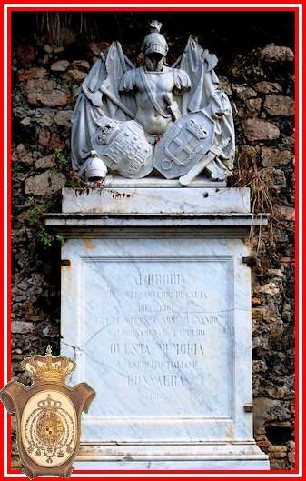 13.2.1861 ai caduti e vittime dell'assedio di Gaeta  (f.p.g.c. Carlo Di Nitto) www.lavocedelmarinaio.com