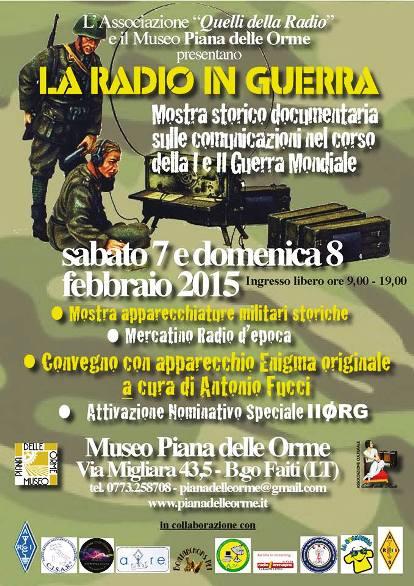 7-8.2.2015 Borgo Faiti (LT)