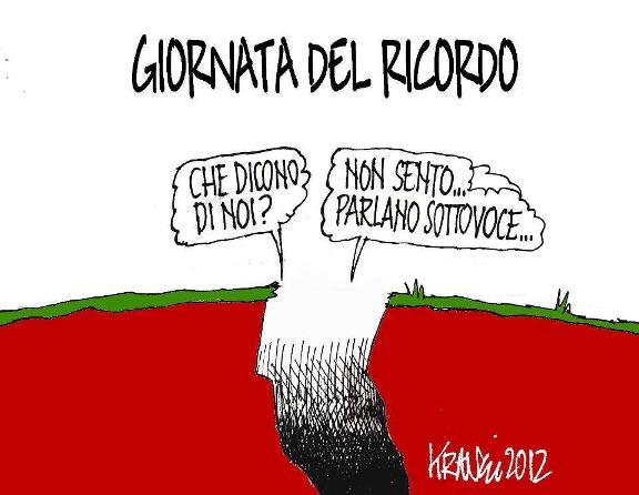 Alfio Krancic (2012) Giornata del Ricordo www.lavocedelmarinaio.com
