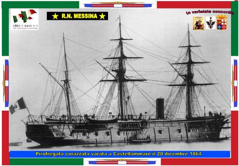 Corazzata Messina www.lavocedelmarinaio.com