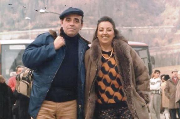 I coniugi Brandano f.p.g.c. Giovanni Brandano a www.lavocedelmarinaio.com