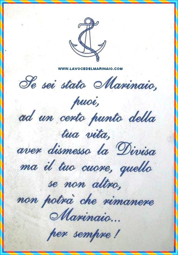 MARINAI PER SEMPRE - www.lavocedelmarinaio.com