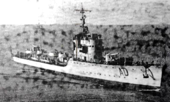 Regia torpediniera Andromeda - www.lavocedelmarinaio.com