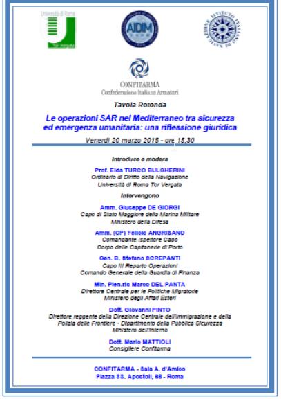 20.3.2015 a Roma