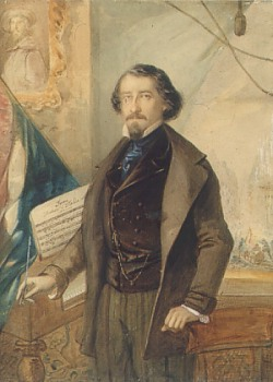 Michele Novaro, autore dell'Inno di Mameli
