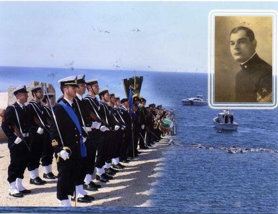 Nazareno Bramante morto nella battaglia di Capo Matapan f.p.g.c. Marino Miccoli a www.lavocedelmarinaio.com