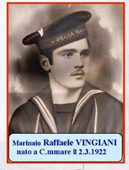 marinaio Raffaele Vingiani - www.lavocedelmarinaio.com