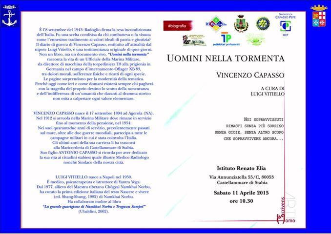 11.4.2015 Uomini nella tormenta - www.lavocedelmarinaio.com