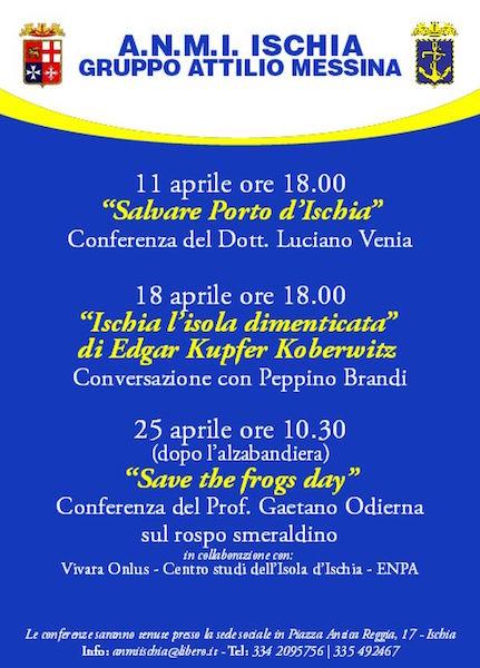 18 e 25.4.2015 a Ischia - www.lavocedelmarinaio.com