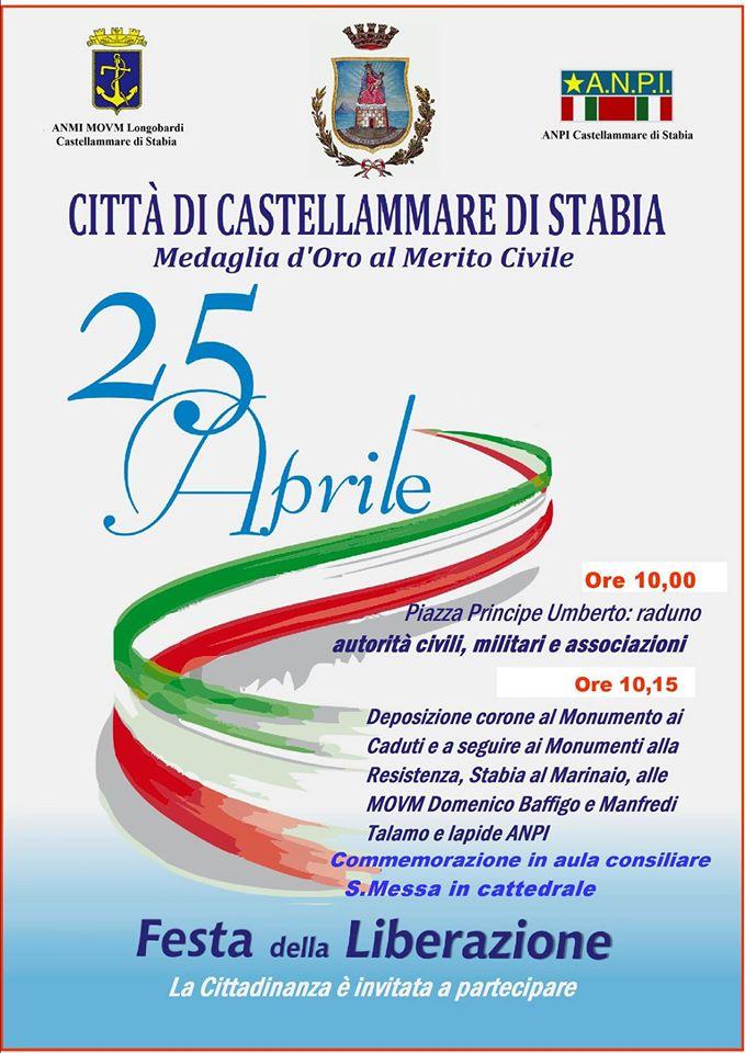 25.4.2015 a Castellammare di Stabia - www.lavocedelmarinaio.com
