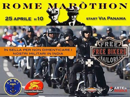 25.4.2015 a Roma per Salvo e Max - www.lavocedelmarinaio.com