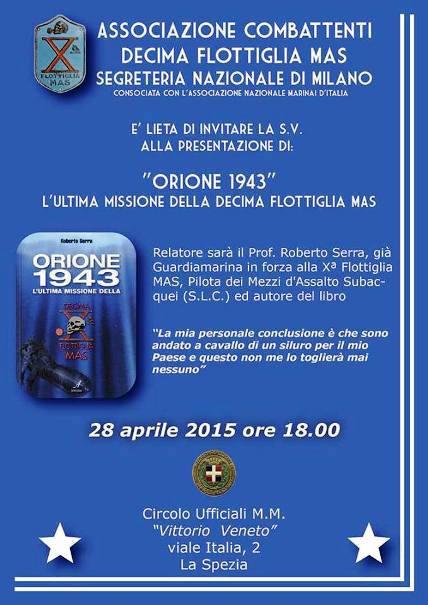 28.4.2015 a La spezia - www.lavocedelmarinaio.com