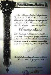 Encomio solenne ad Aniello Iaccarino - www.lavocedelmarinaio. com