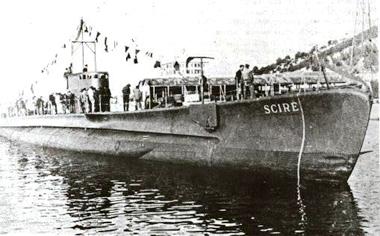 Il sommergibile Scirè