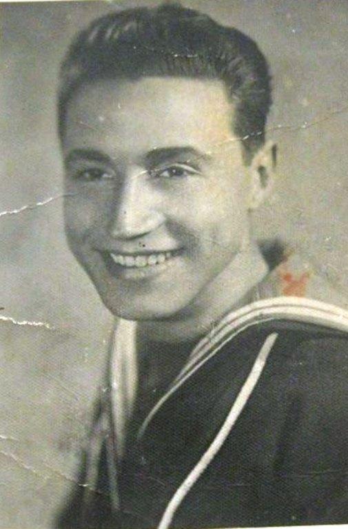Marinaio Fumarola Paolo morto in battaglia a Tripoli 1943 marina militare onore alla patria - www.lavocedelmarinaio.com(f.p.g.c.FRancesco Ruggieri)