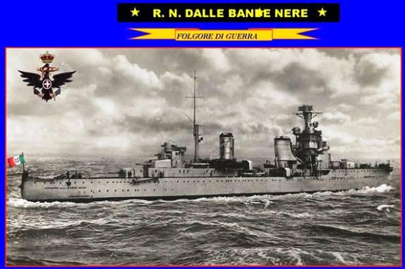 Regia nave Dalle Bande Nere - www.lavocedelmarinaio.com