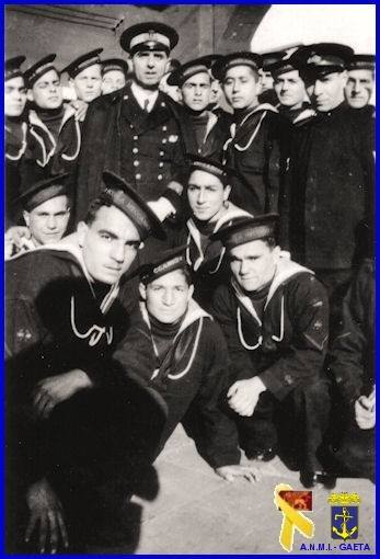 Ugo Fiorelli e Dario Brasini (f.p.g.c. Fam. Brasini) 1934 allievi scuola CREM Venezia