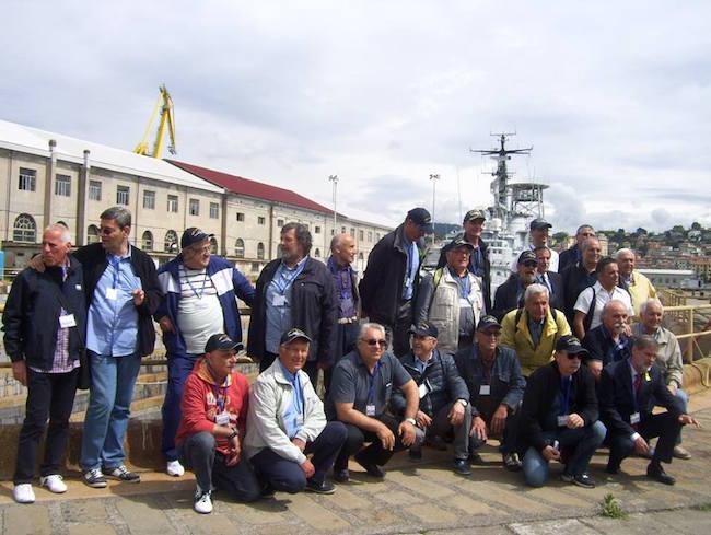2°raduno equipaggi nave carabiniere a La Spezia 23.5.2015 - www.lavocedelmarinaio.com